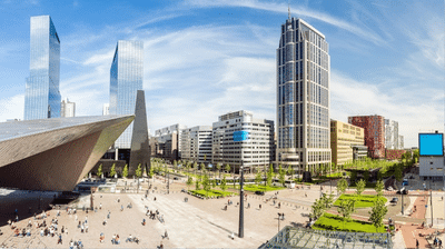 Is it compulsory to register your company in The Netherlands?